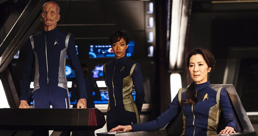 STAR TREK: DISCOVERY Will Change a Key Roddenberry Mandate
