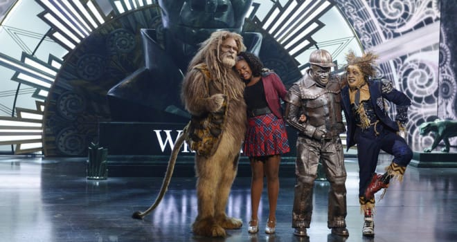 the wiz, the wiz live, shanice williams, nbc