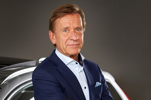 HÃ¥kan Samuelsson - President & CEO, Volvo Car Group