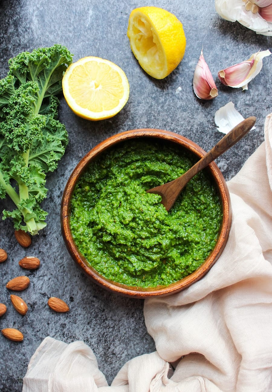 There's An Easy Way To Make Kale Taste