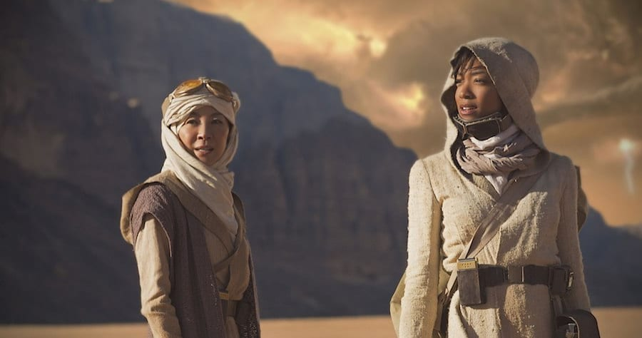 'Star Trek: Discovery' Showrunners Tease Storyline With Two Ships
