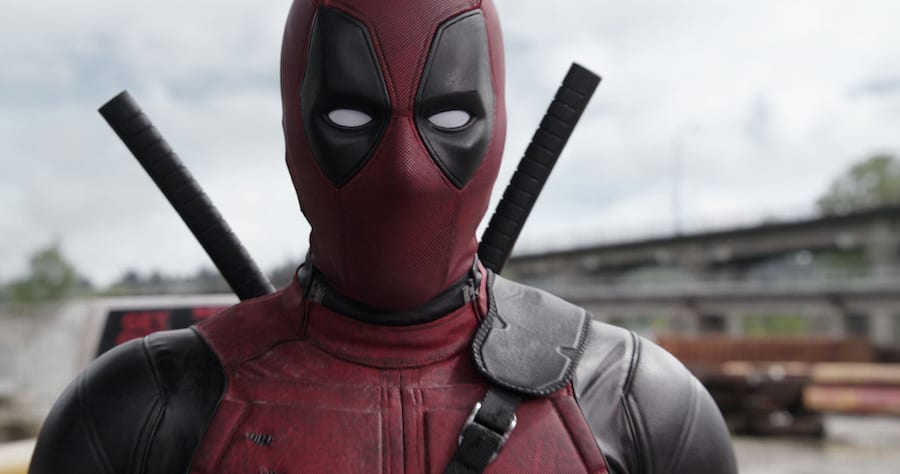 See the First Set Photos from 'Deadpool 2'