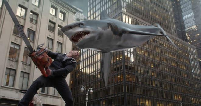 Sharknado, Sharknado 2