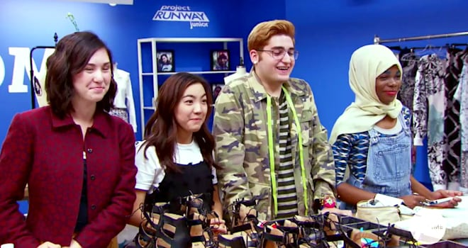 Who Won 'Project Runway: Junior' Season 2? (Chelsea, Maybe?)