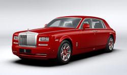 Rolls-Royce Phantom Extended Wheelbase Louis XIII Hotel