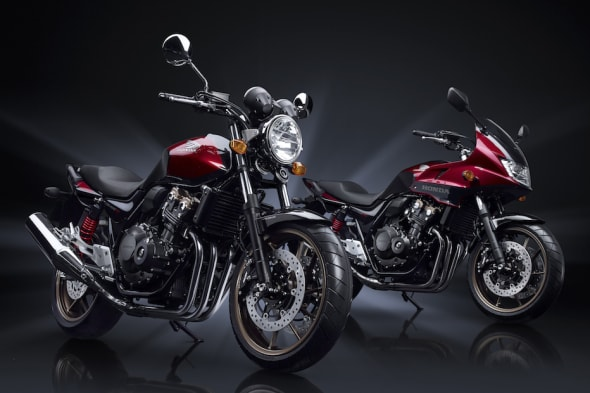 HONDA「CB400 SUPER FOUR」2015 New Color