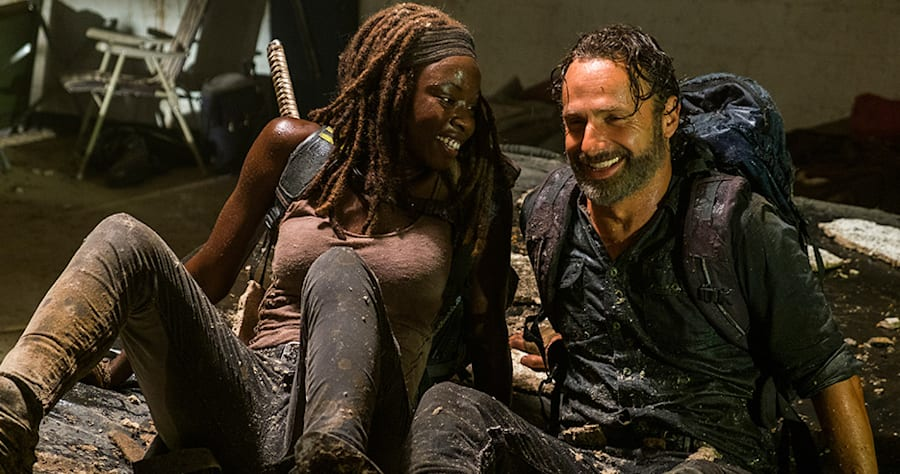 Andrew Lincoln: 'The Walking Dead' Season 8 Will 'Be a Lot More Fun'