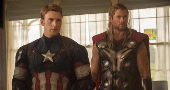 Avengers, Avengers: Age of Ultron, Age of Ultron