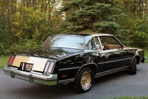 1980 Oldsmobile 442