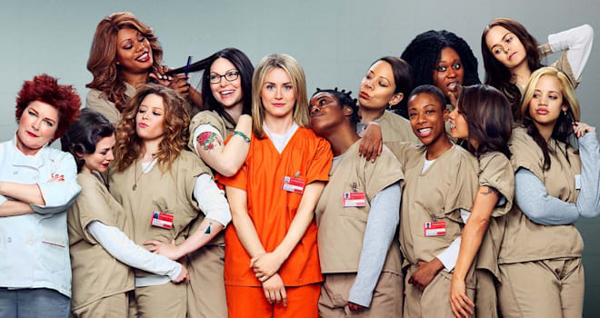 Orange Is the New Black Season One Cast