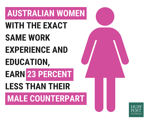 Here's What Australian Companies Are Doing About The Gender Pay