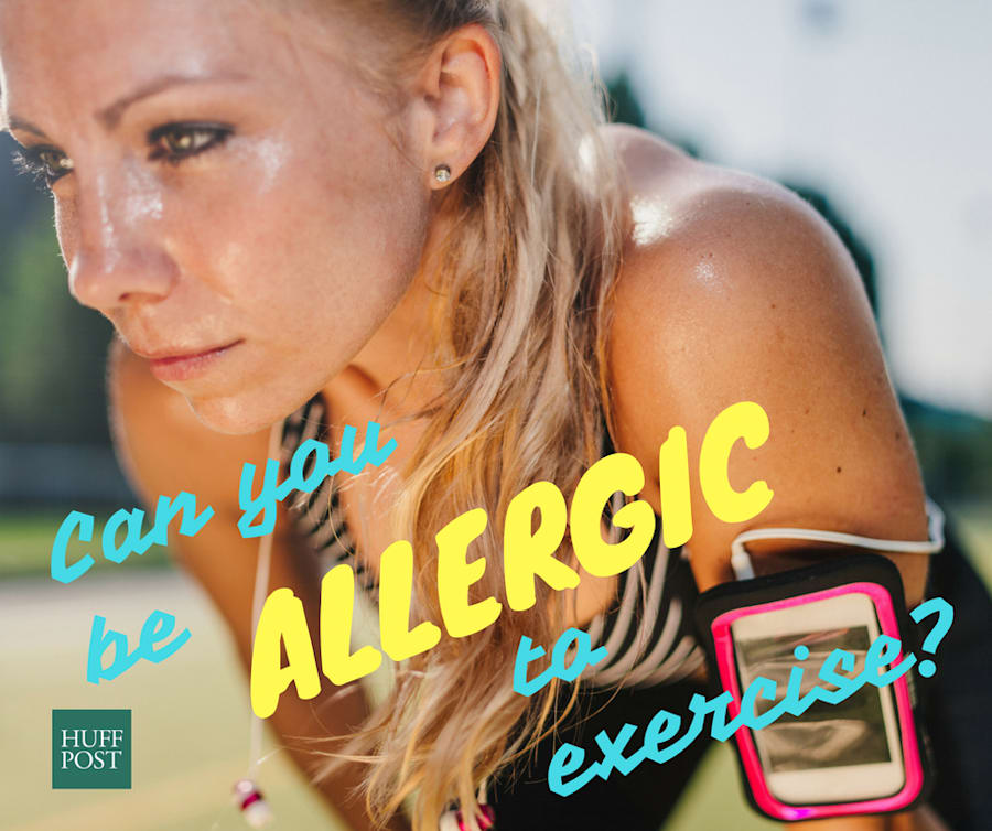 Can You Be Allergic To Exercise? We Put It To The