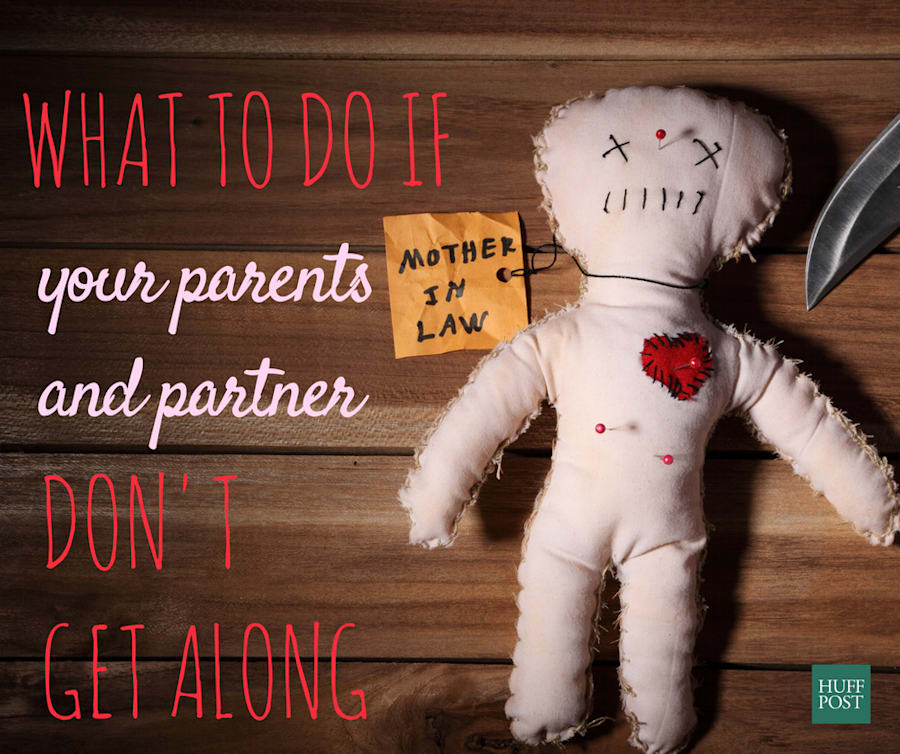 What To Do If Your Parents Don't Like Your