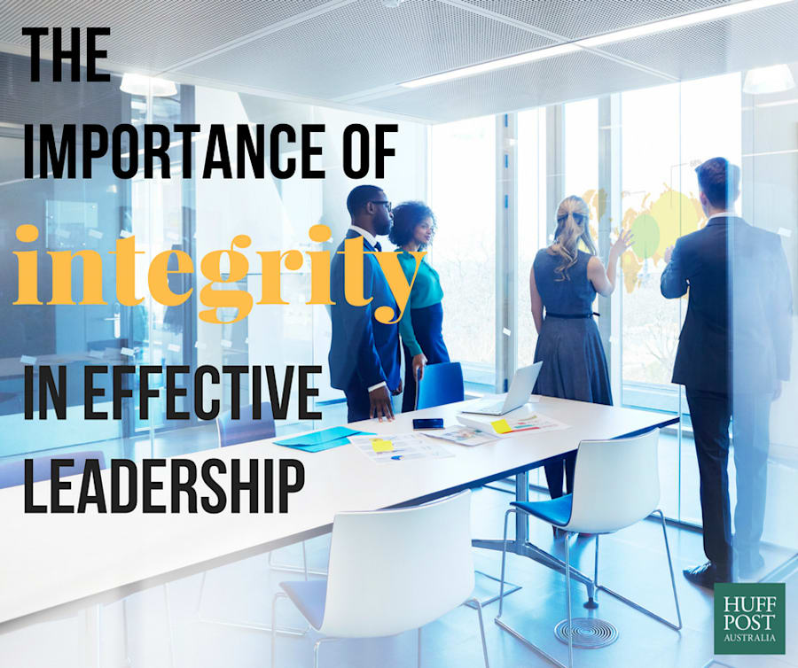 Integrity And Fairness Are The Most Valued Leadership