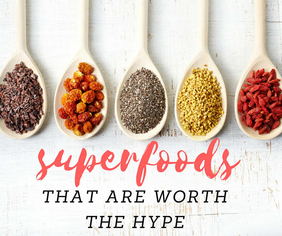 We Asked Which Superfoods Are Actually Worth The