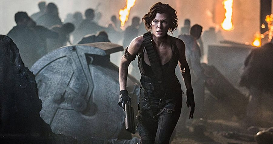 The Resident Evil movie franchise is being rebooted