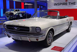 1964.5 Ford Mustang
