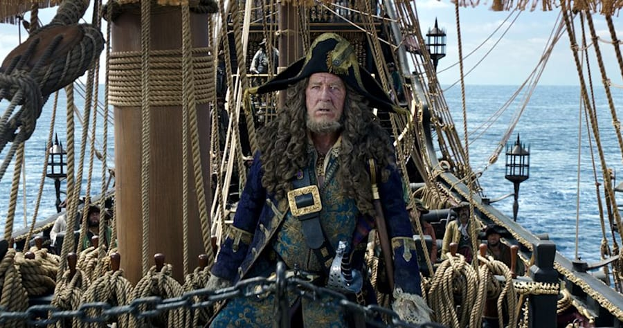 Pirates of the Caribbean probably won't continue without Johnny Depp