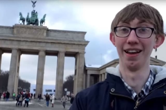 Blogger saves money by travelling home to Essex via Berlin