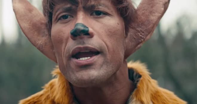 SNL, Bambi, Dwayne Johnson