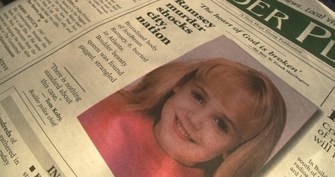 JonBenét Ramsey murder case