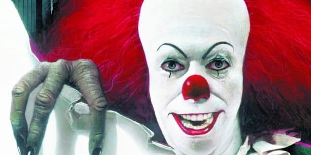 The original Pennywise in Stephen King's