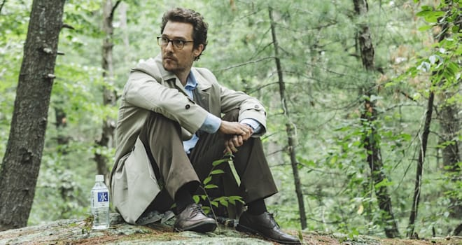 sea of trees, the sea of trees, matthew mcconaughey
