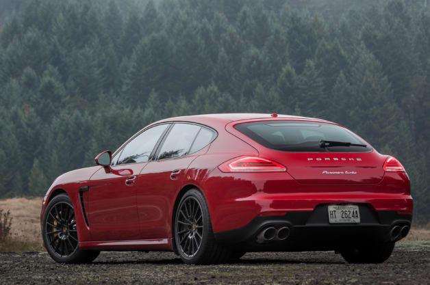 2014 Porsche Panamera Turbo
