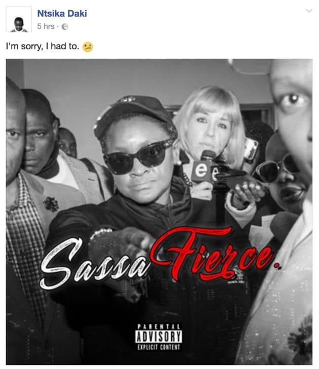 She Is... Sassa Fierce: SA Twitter's Funniest Jabs At Bathabile Dlamini A.K.A. DJ