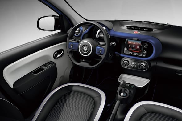E3 PLUS VERSION - ULTRAVIOLET DASHBOARD - R-LINK - AUTOMATIC GEARBOX
