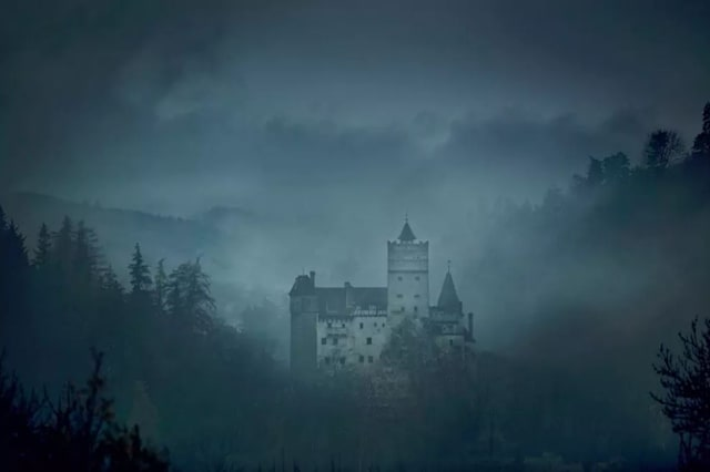 Spend the night at Dracula's castle with Airbnb