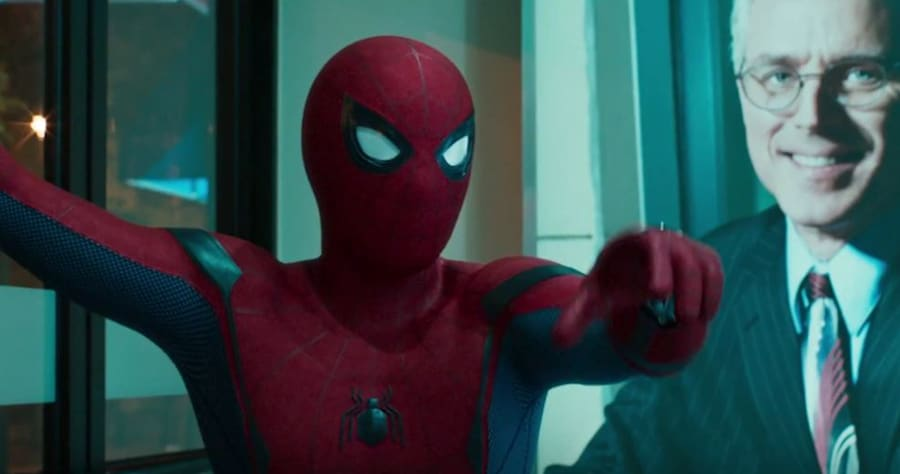 'Spider-Man: Homecoming' Trailer: Peter Parker Gets Help From Tony Stark
