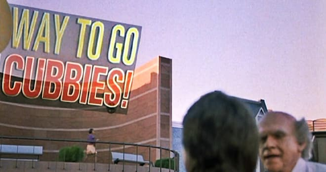 back to the future, back to the future part ii, back to the future 2, cubs, michael j. fox, world series