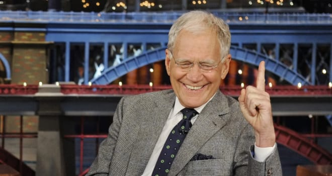 Late Show David Letterman
