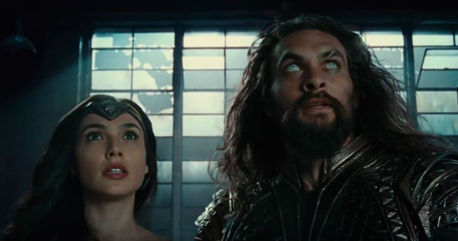 Supersized 'Justice League' Trailer Goes All in With Wonder Woman, Aquaman, and More
