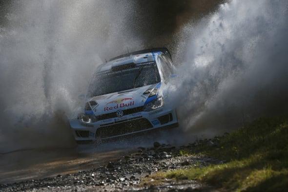 volkswagen WRC poloR
