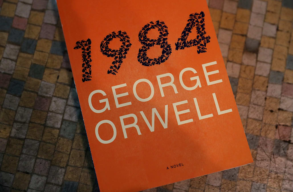 f32aa495c More than one hundred movie theaters across the U. S. will screen George  Orwell s