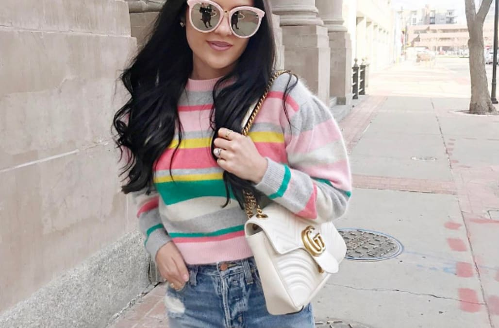 Image result for How fashion blogger Rach Parcell is expanding beyond the world of blogging