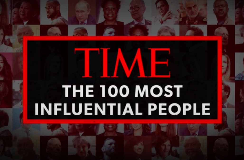 Image result for Time's Most Influential List For 2017