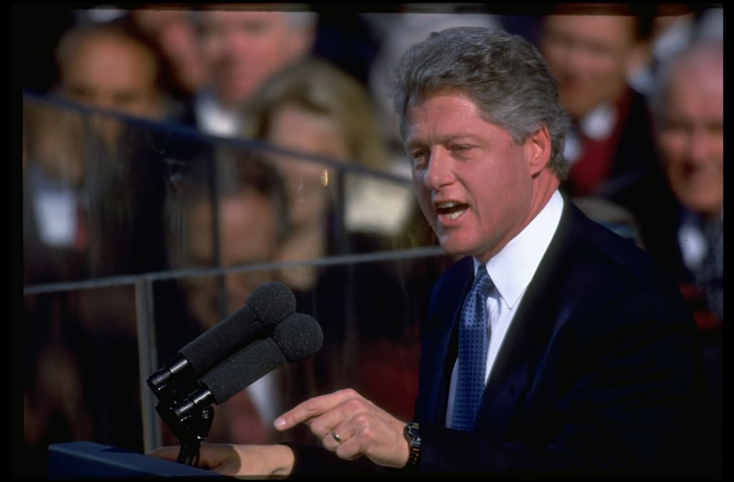 essay on bill clintons presidency Free essay: bill clinton william jefferson clinton succeeded where no other  democrat since franklin had he was re-elected to a second term as president.