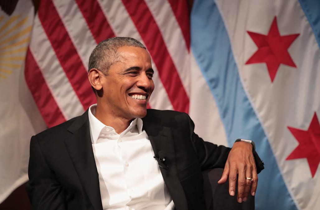 Obama Cartoons  youcanbefunnycom