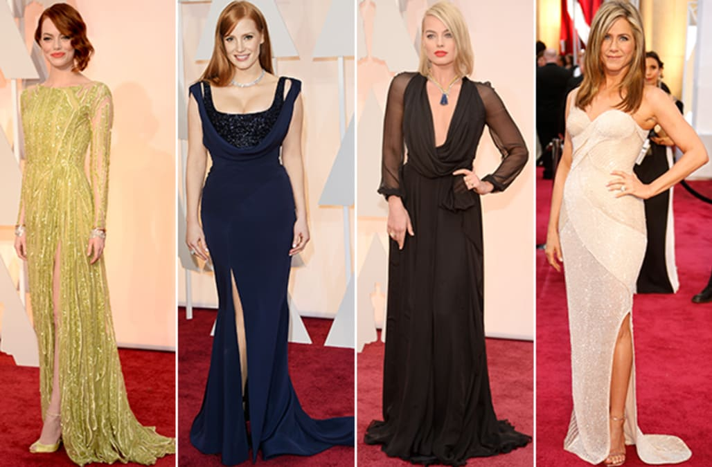Best and worst dressed at the 2015 Academy Awards - AOL ...