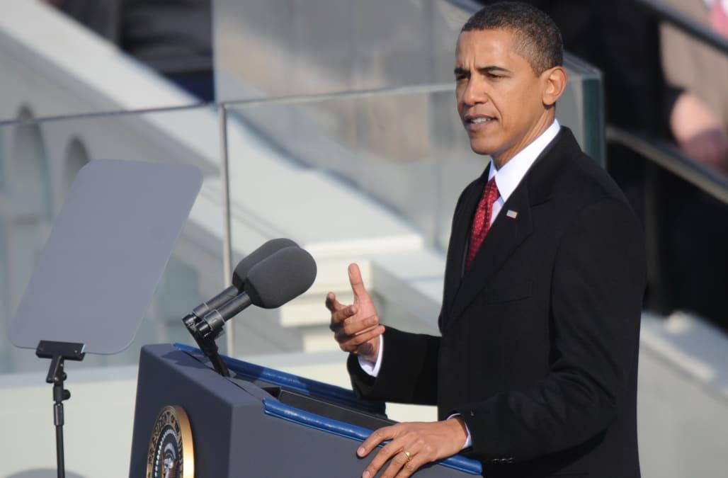 President Barack Obama's Inaugural Address