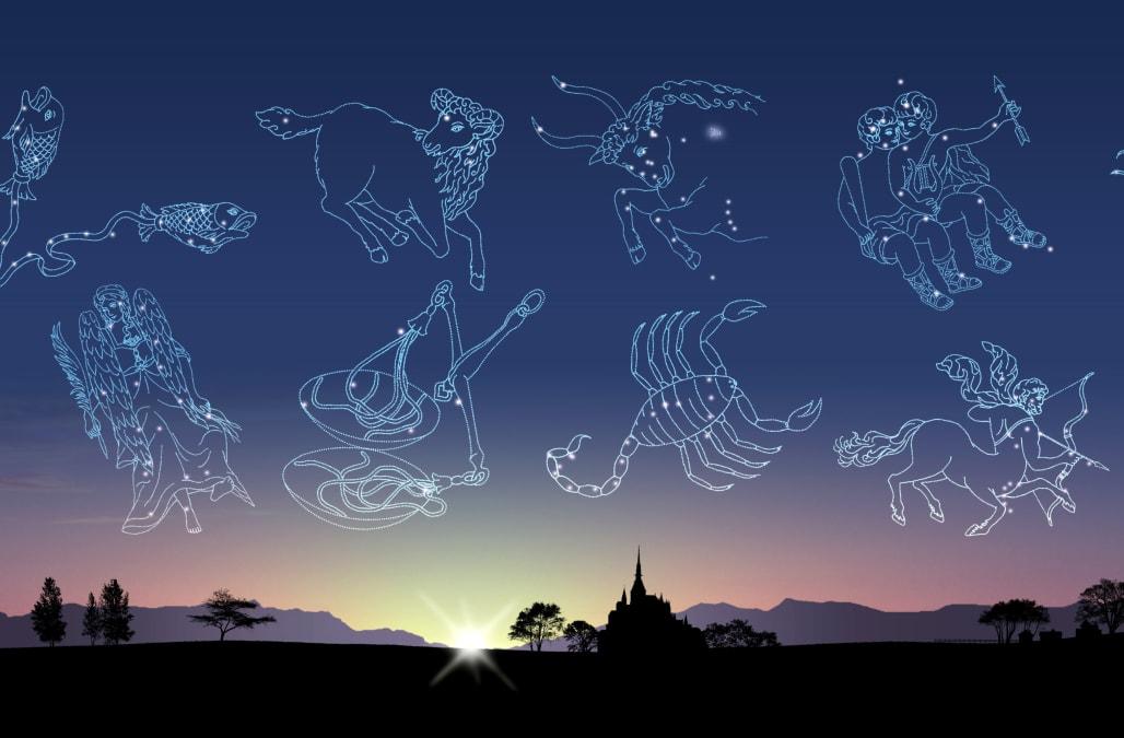 NASA just changed everyone's zodiac signs, panic ensues ...