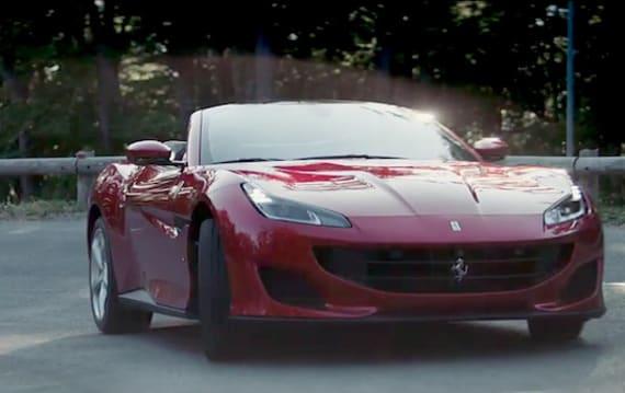 【ビデオ】1分半で分かる、フェラーリのエントリー・モデル「ポルトフィーノ」の特徴