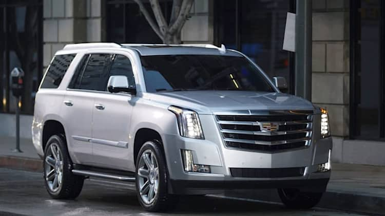 2019 Cadillac Escalade ESV Drivers' Notes Review | Old, but not antiquated