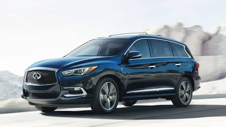 2019 Infiniti QX60 Drivers' Notes Review | Past its prime