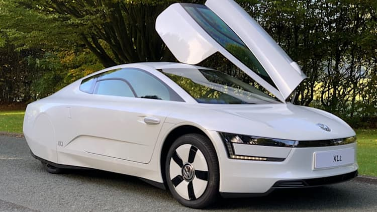 Here's your chance to own a 261-mpg Volkswagen XL1