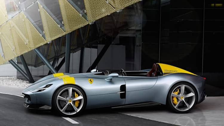 Ferrari Monza SP1 and SP2 are its most powerful road cars of all time