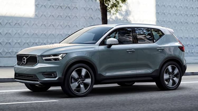 What will Volvo's XC40 flat-rate pricing cost? Here's a clue